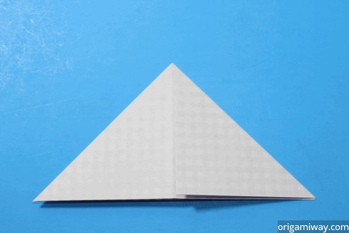 How to Make an Origami Basket Step 6