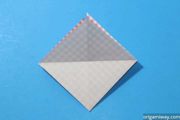 How To Make An Origami Basket Step 9 3