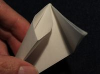 Origami Claws Step 6-1