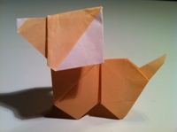 Awe Inspiring Origami Dog Instructions And Diagrams Wiring 101 Israstreekradiomeanderfmnl