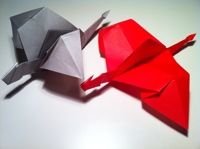 Origami Toys Instructions And Diagrams