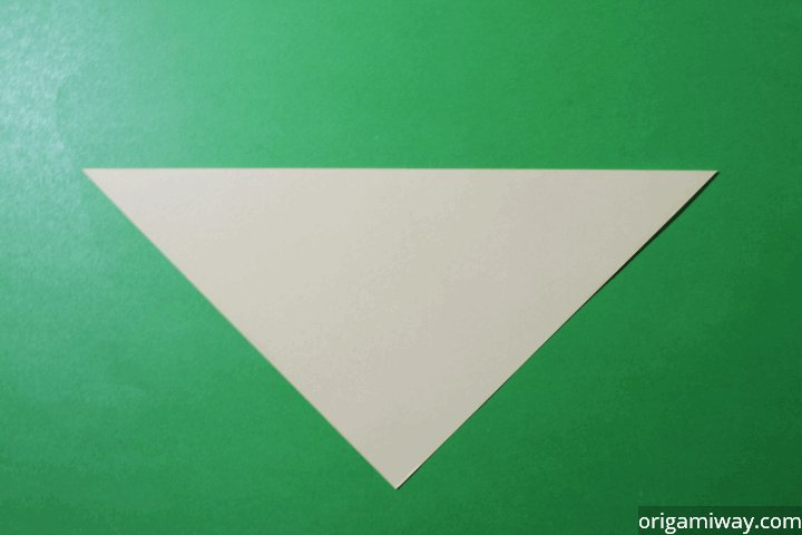 paper bird origami instructions