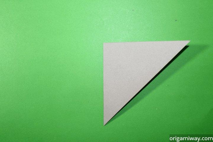 How To Make A Paper Elephant Easy Origami Elephant Instructions