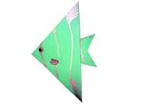 Origami Beautiful Koi Fish Folding Instructions | Origami ... | 149x200