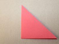 Easy origami flower for kids step 3 mightylinksfo Choice Image
