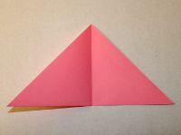 Easy origami flower for kids step 4 mightylinksfo Choice Image