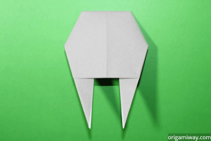How to Do Origami With a Rectangle Shaped Paper | LoveToKnow | 480x720