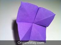 How to make origami flowers origami flower difficulty medium mightylinksfo