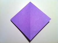 How to fold an Origami Iris Flower - YouTube   149x200