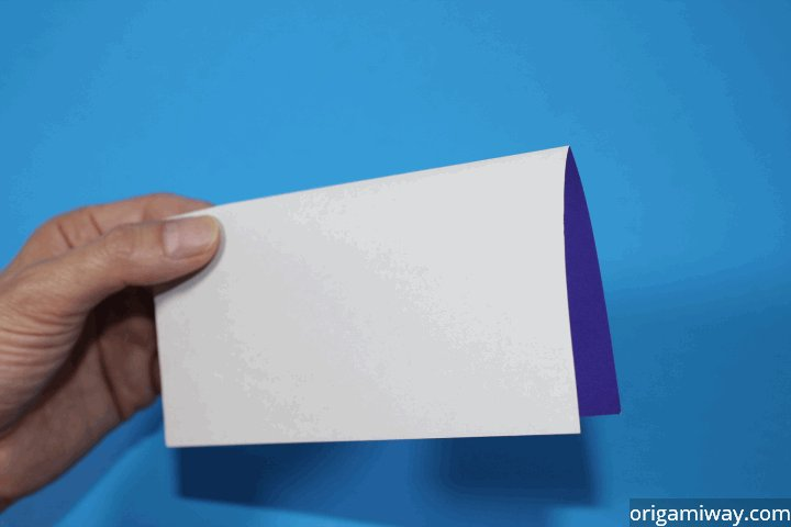 Origami Mountain Fold Instructions