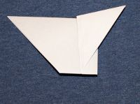 Origami Mouse Head Step 5