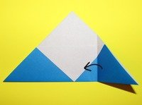 How to Make an Origami Paper Envelope - photo#11