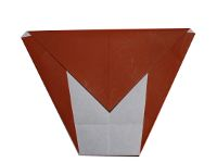 Origami Horse Head Step 9