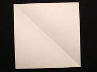 How to Make a Paper Balloon Step 2-2