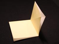 How to Make a Paper Balloon Step 6-1