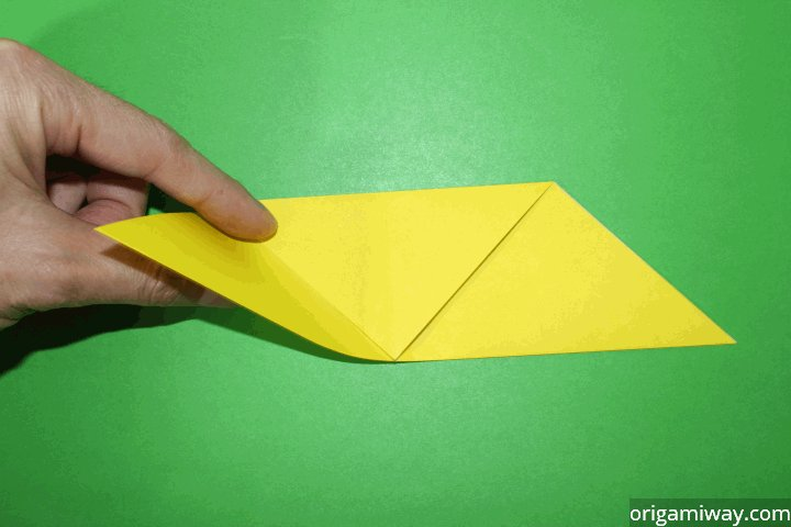 origami pikachu instructions easy