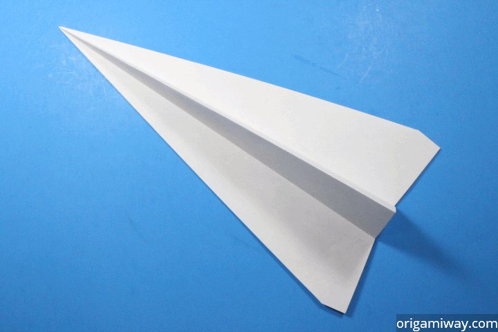 How to make a easy and cool paper airplane