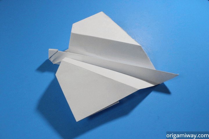 Pet Dragon Paper Airplane