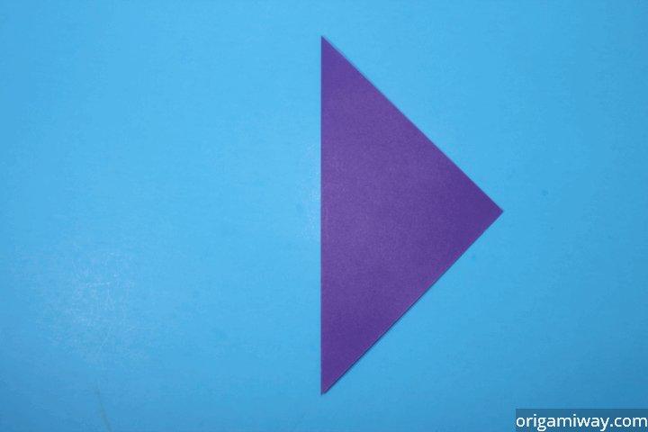 Origami Rabbit Ear Fold Instructions