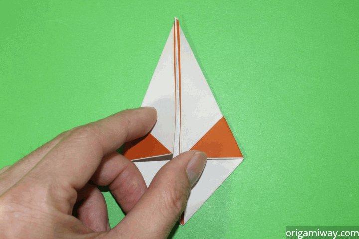 origami reindeer christmas origami reindeer tutorial origami ... | 480x720