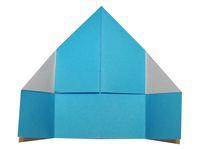 Origami Rocket Step 7 1