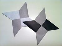 Shuriken | Origami sterne, Origami papier, Origami kunst | 149x200