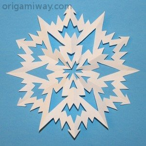 Go to Next page for even more snowflake patterns!