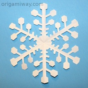 Go To Next Page For Even More Snowflake Patterns