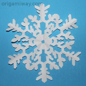 Free Paper Snowflake Patterns
