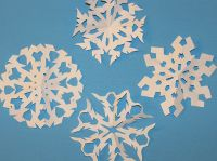 More Snowflake Patterns