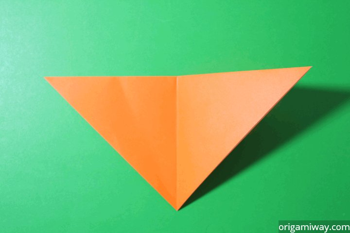 How to Make Origami Fox's Head : 3 Steps - Instructables | 480x720