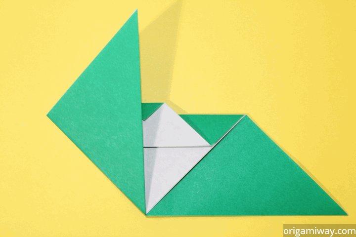 Cover Yoda instructions | Origami Yoda | 480x720